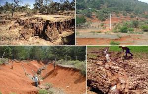 Soil erosion combating is essential in order to conserve for Soil as a resource introduction